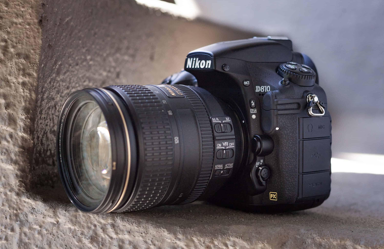 Nikon D810 Amateur Camera