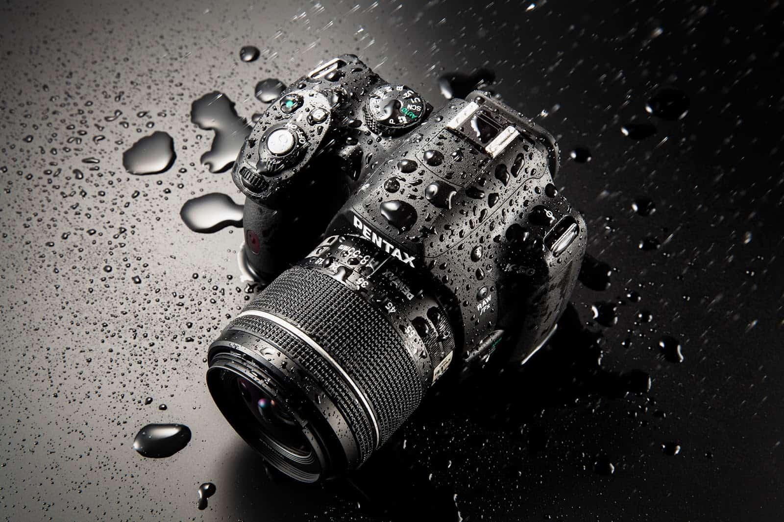 Pentax K-50 amateur camera