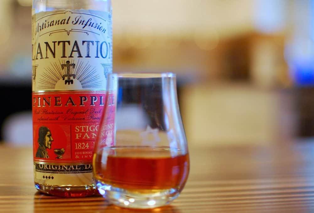 Plantation Pineapple Stiggins Fancy – rum