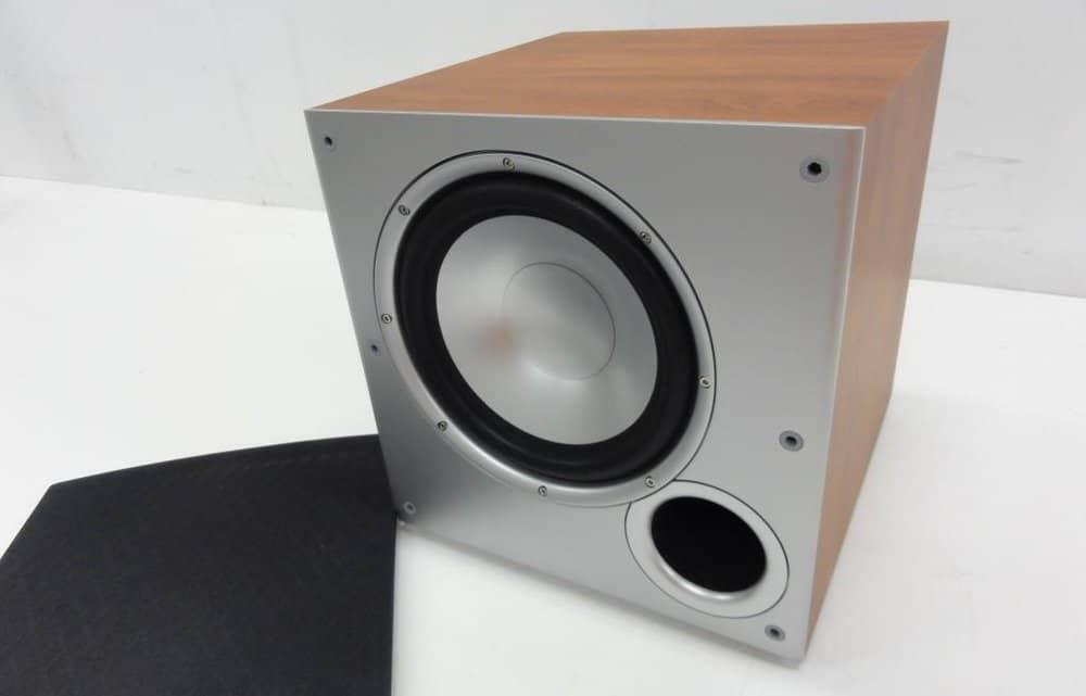 Polk Audio PSW10 – budget subwoofer