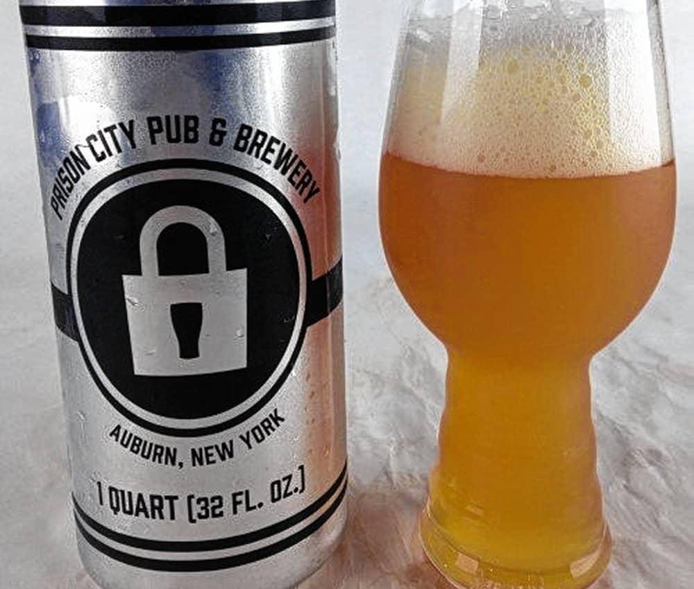 Prison City Pub & Brewery Mass Riot – american ipa