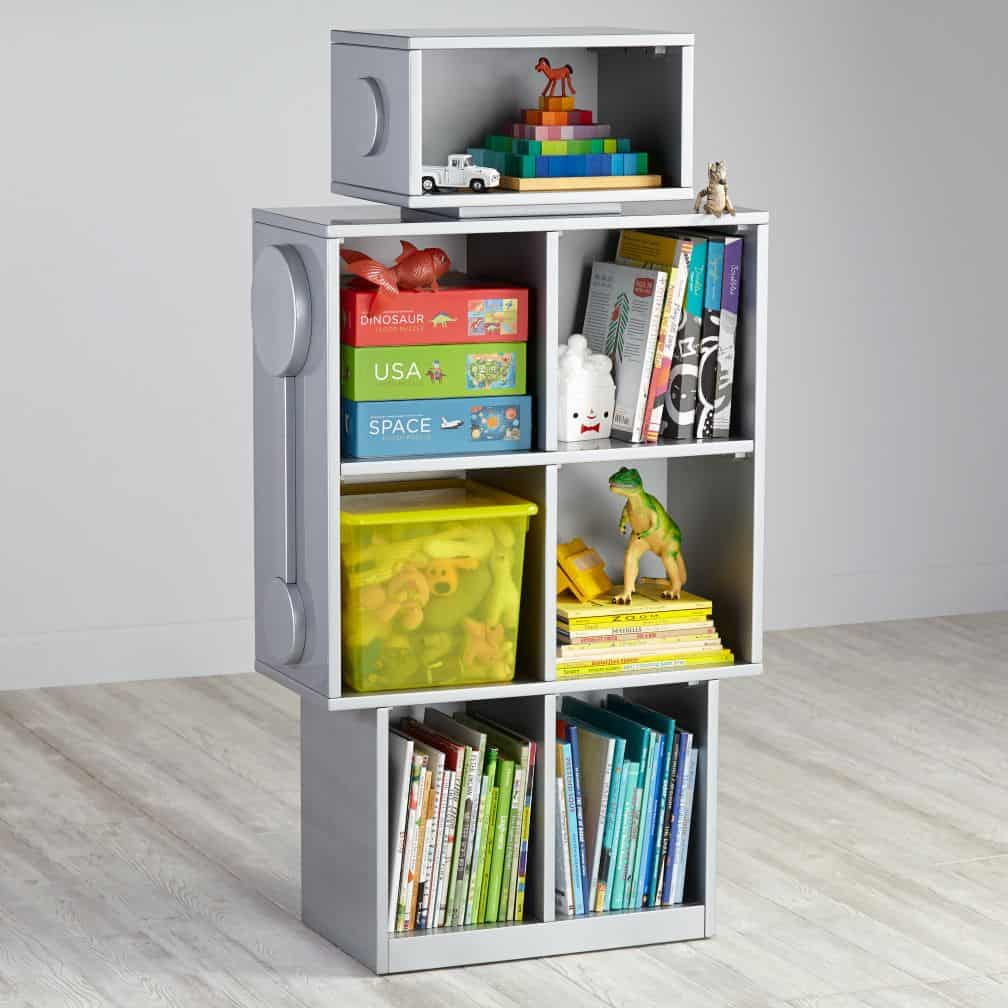 Roboshelf Bookcase Bookshelf