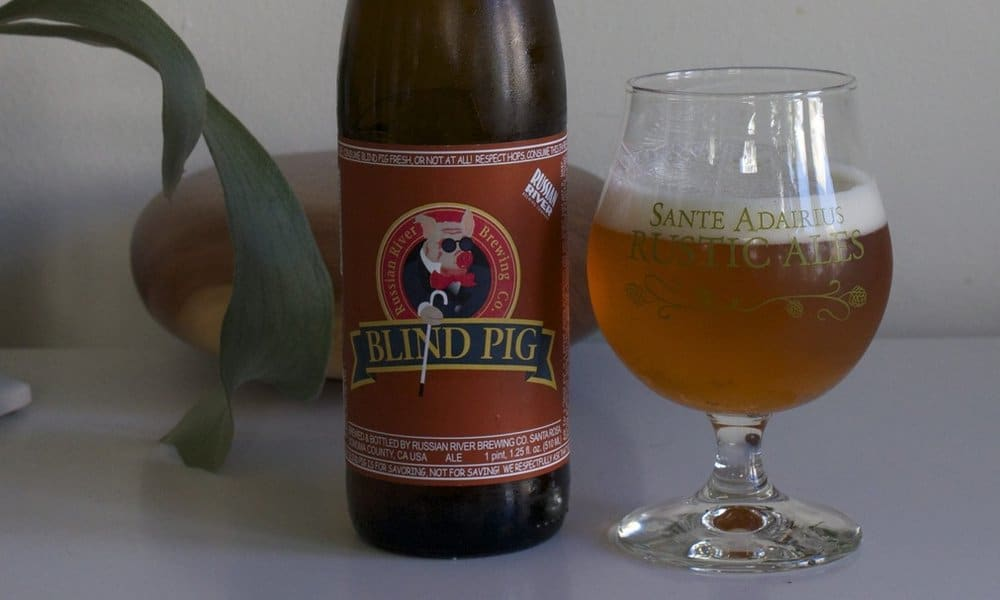 Russian River Brewing Blind Pig – american ipa