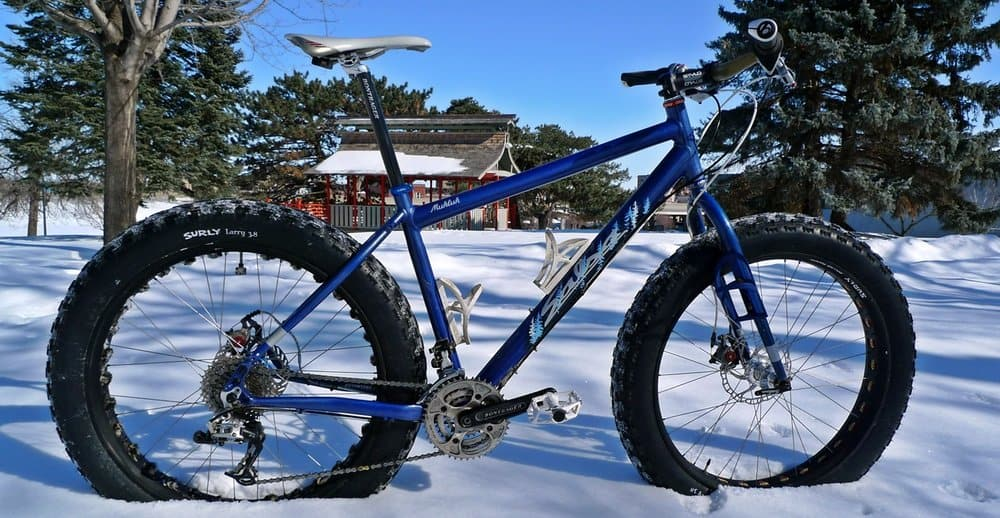 Salsa Cycles Mukluk – fat bike