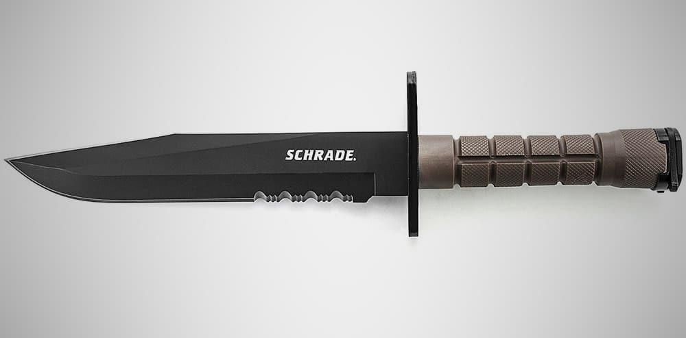 Schrade SCHF6 Extreme – survival knife
