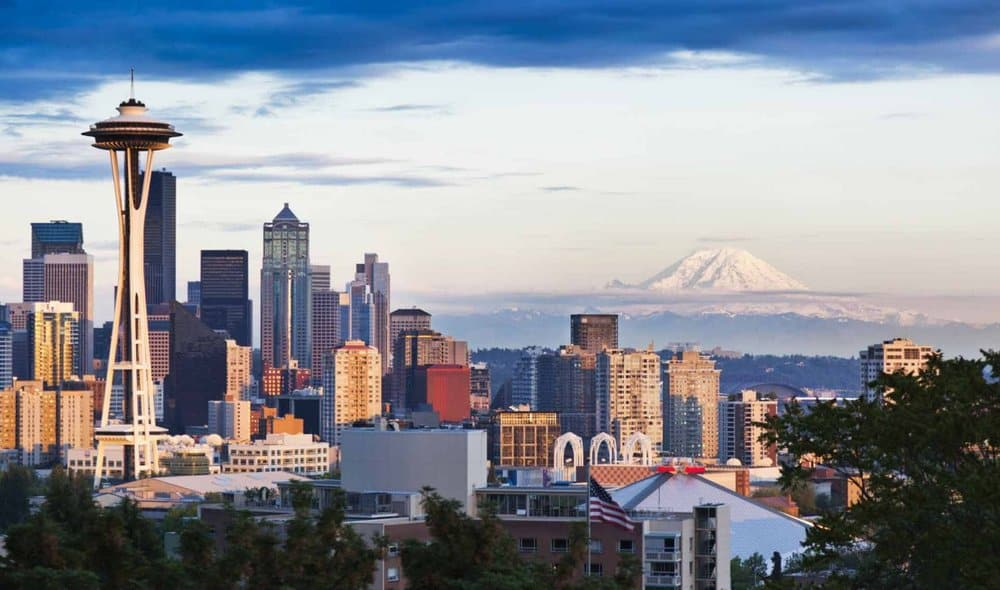 Seattle – coolest city in america