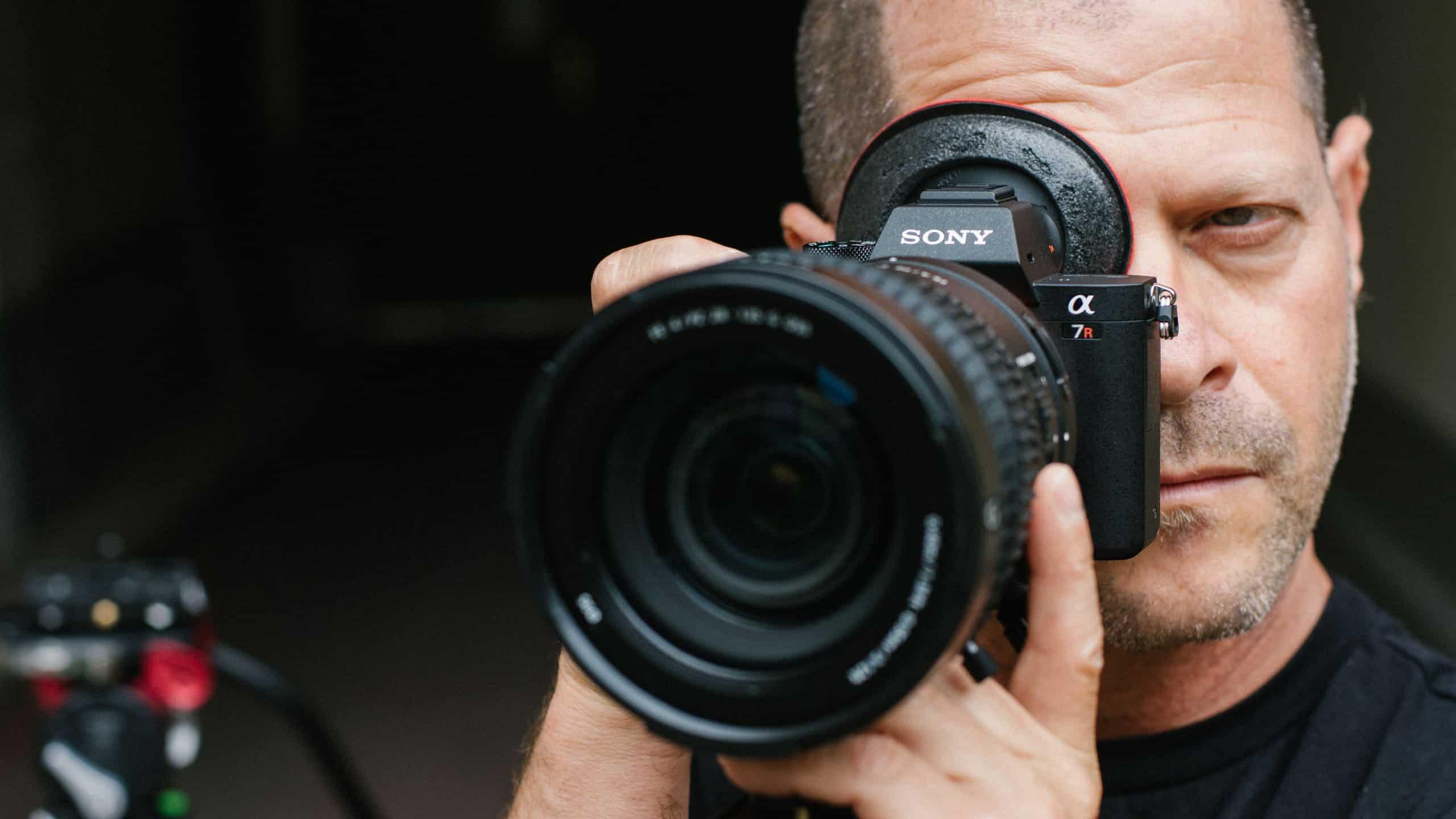 Sony a7RII Amateur Camera
