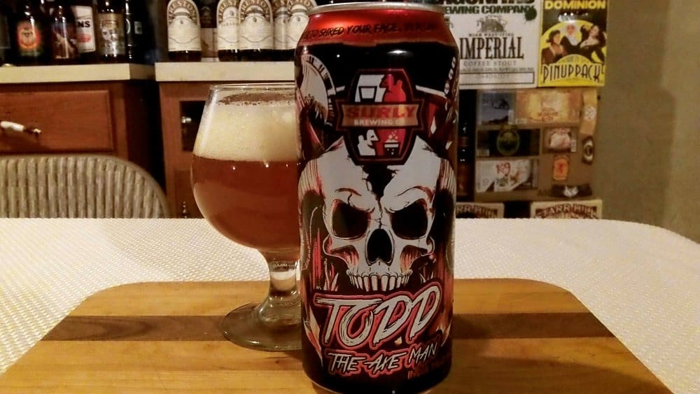 Surly Brewing Todd the Axe Man – american ipa