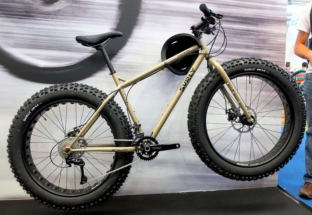 Surly Moonlander – fat bike