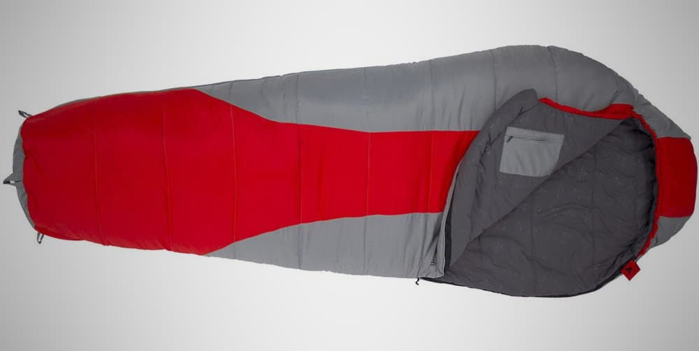 Teton Sports Tracker +5F Ultralight – cold weather sleeping bag