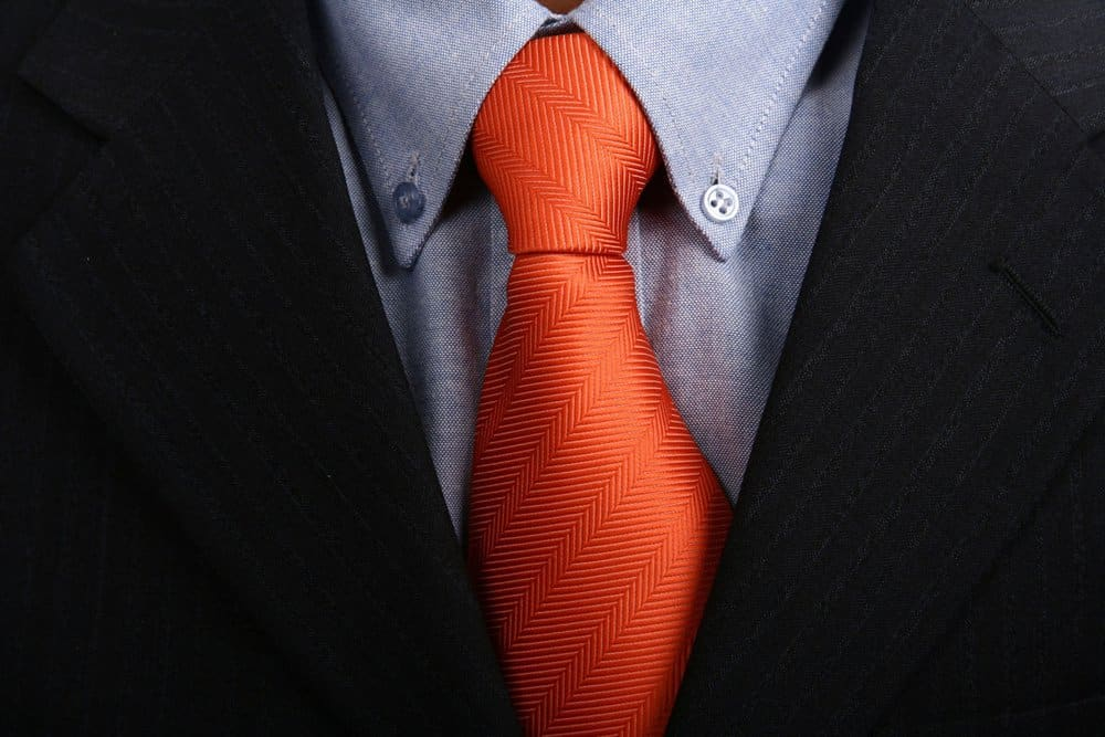 Tie Knot – how to wear a suit