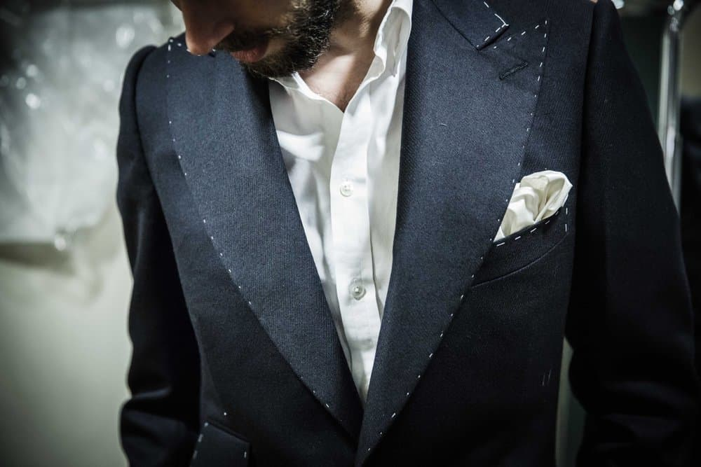 Trim Thread – how to wear a suit