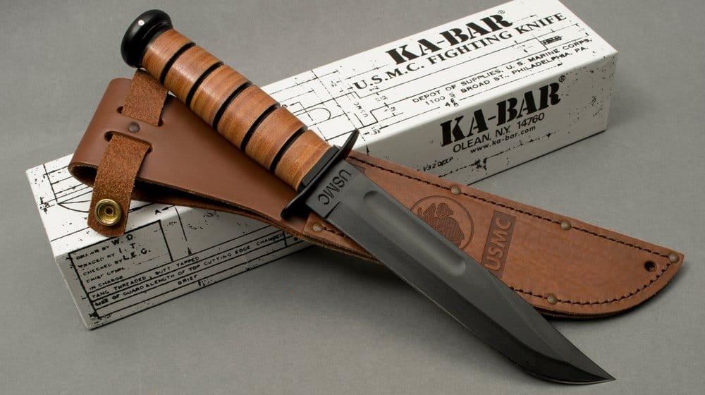 USMC Ka-Bar – survival knife