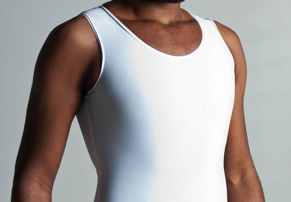 Undershirt – how to wear a suit