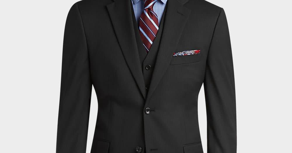 Vest – how to wear a suit
