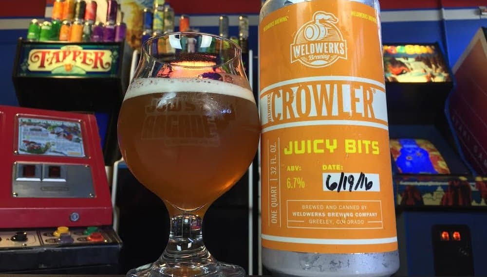 WeldWerks Brewing Co. Juicy Bits – american ipa