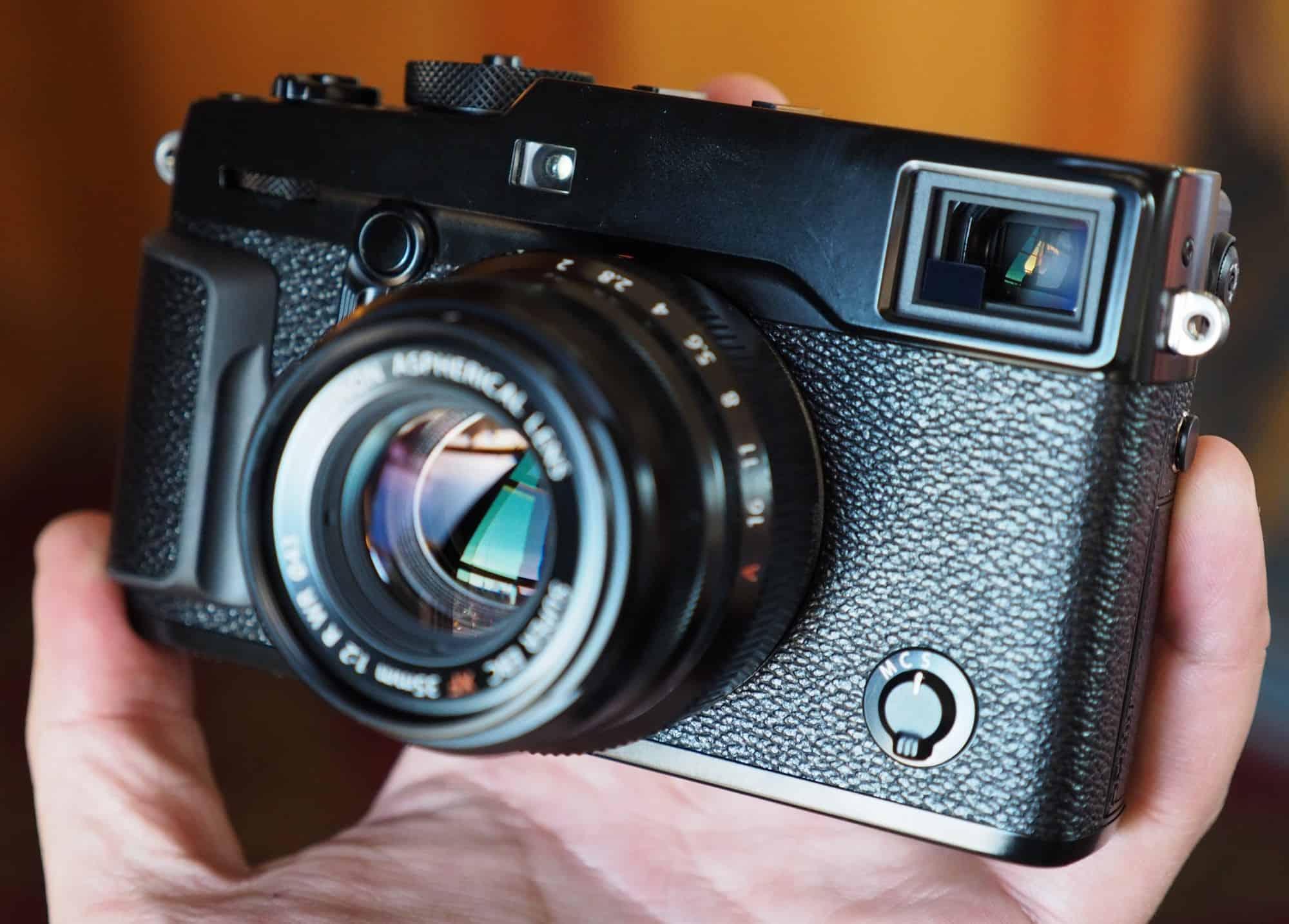 fujifilm x-pro 2 amateur camera