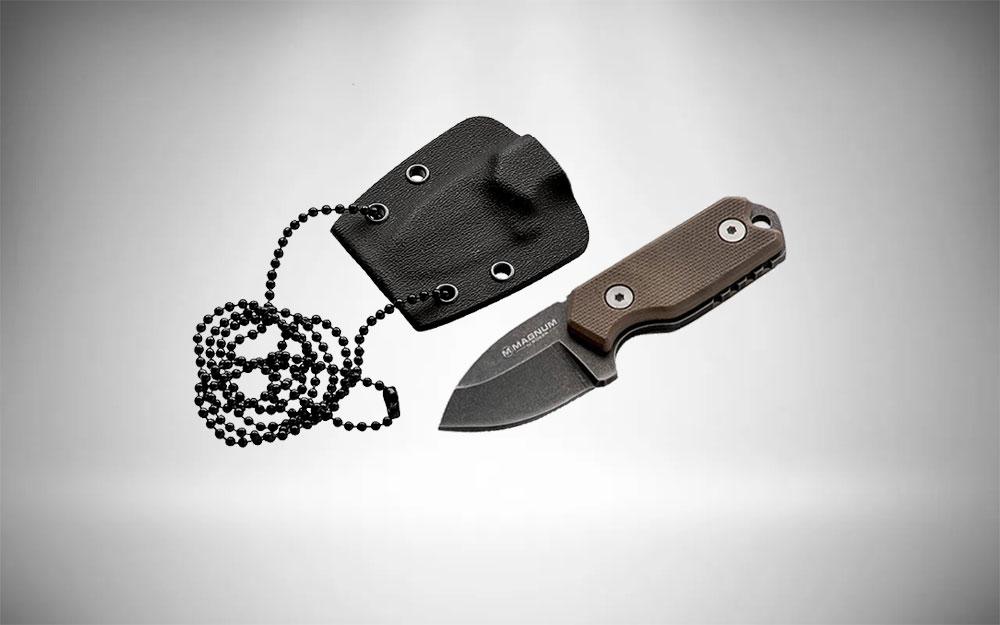 Boker 02SC743 Magnum Lil Friend Micro with sheath