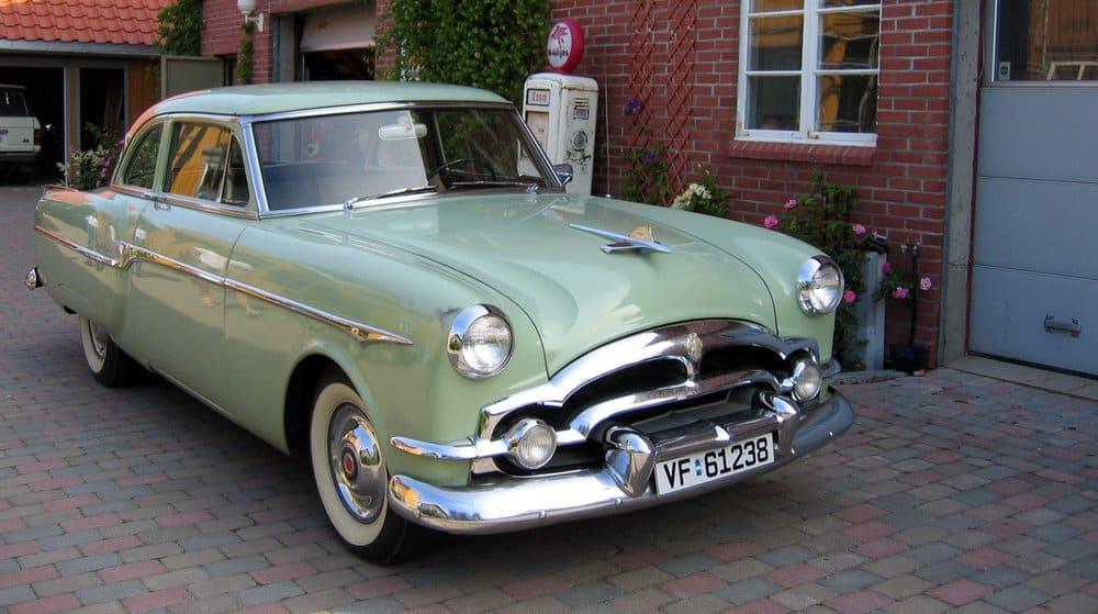 1953 Packard – vintage car