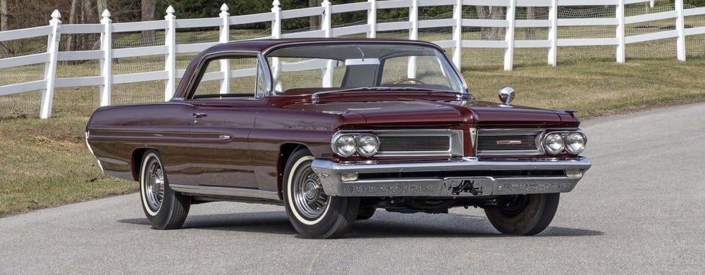 1962 Pontiac Grand Prix – vintage car