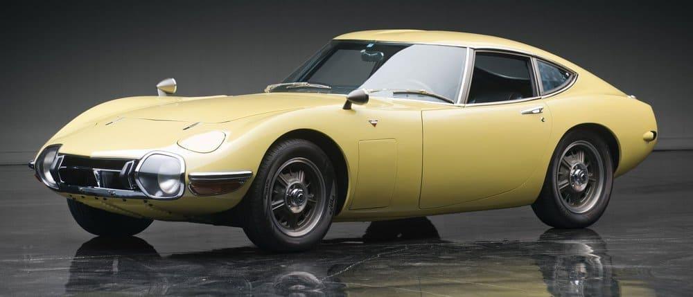1969 Toyota 2000GT – vintage car