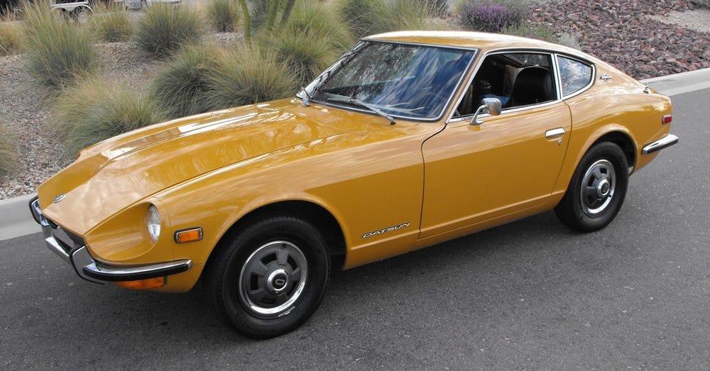 1970 Datsun 240Z – vintage car