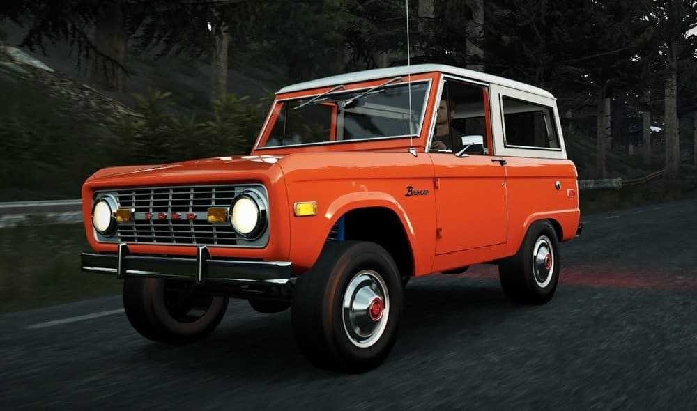 1975 Ford Bronco – vintage car