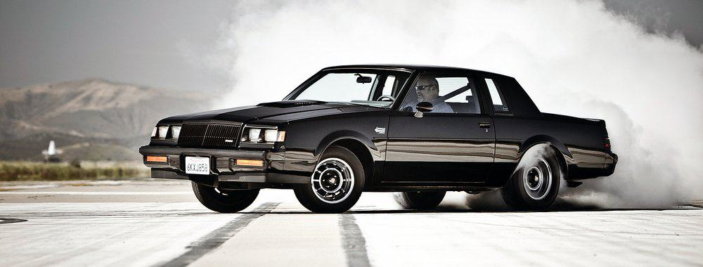 1987 Buick Grand National – vintage car