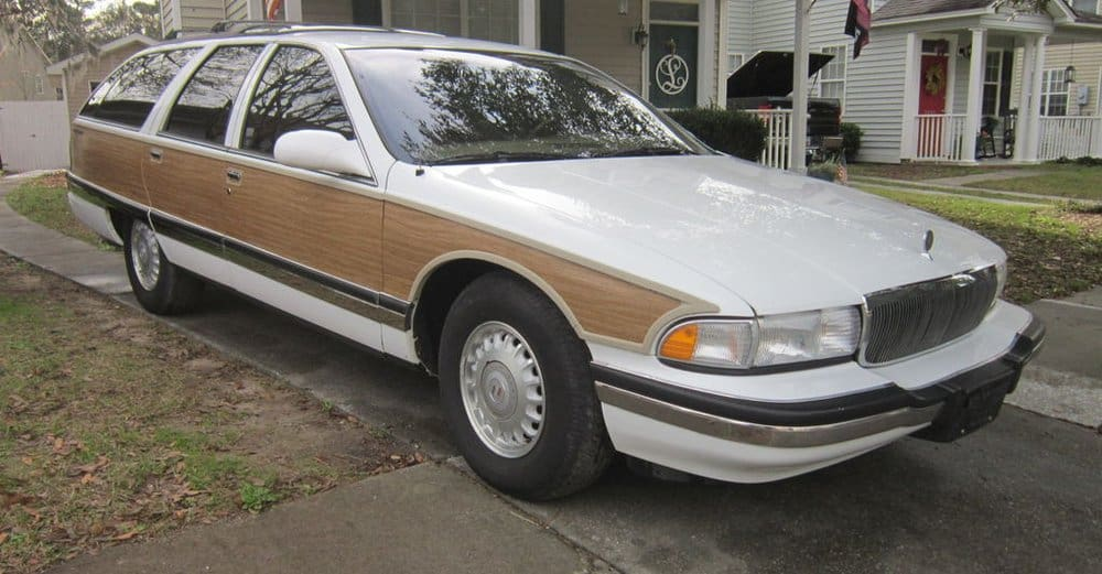 1994-96 Buick Roadmaster – vintage car