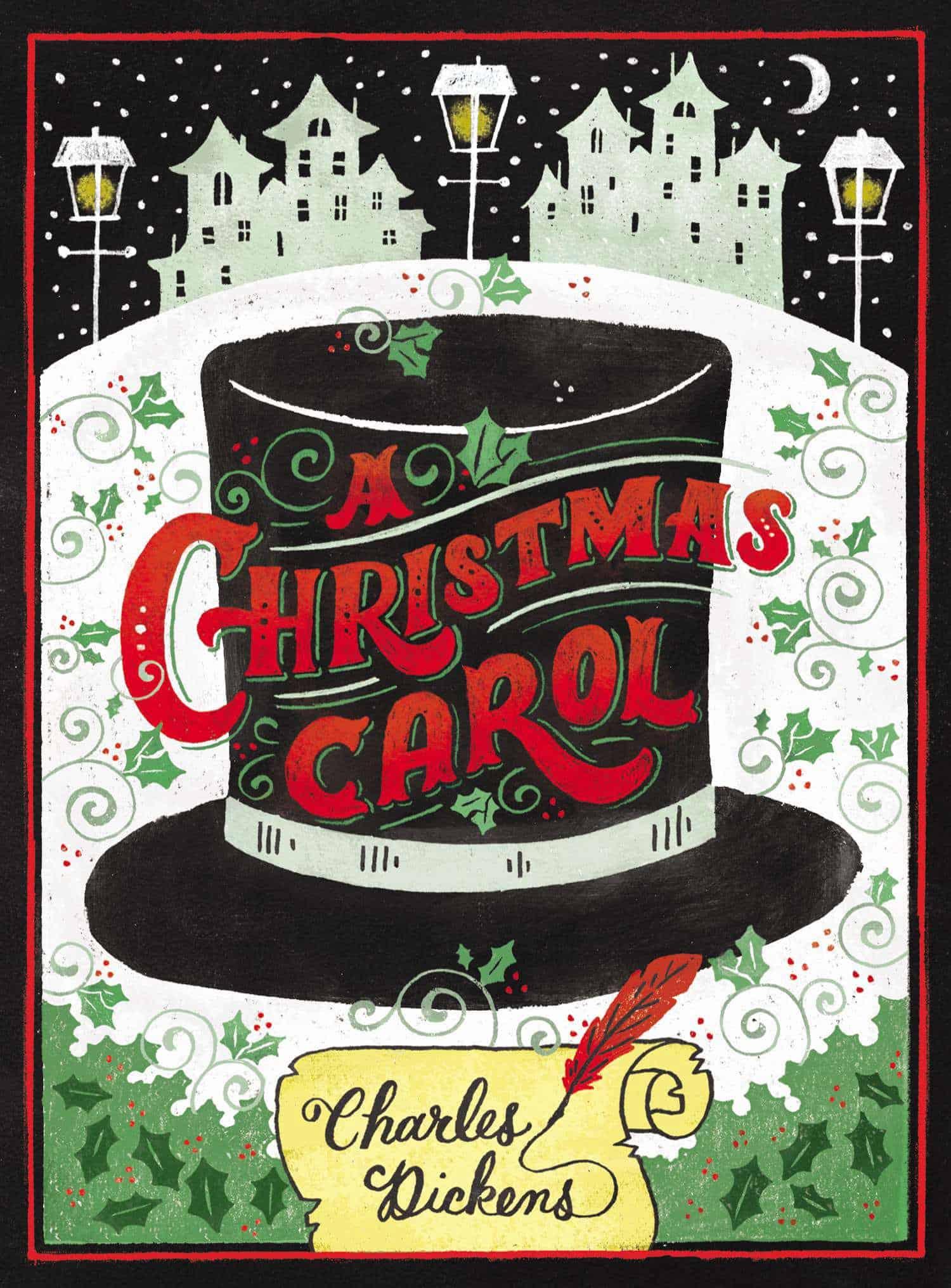 A Christmas Carol Books to Read
