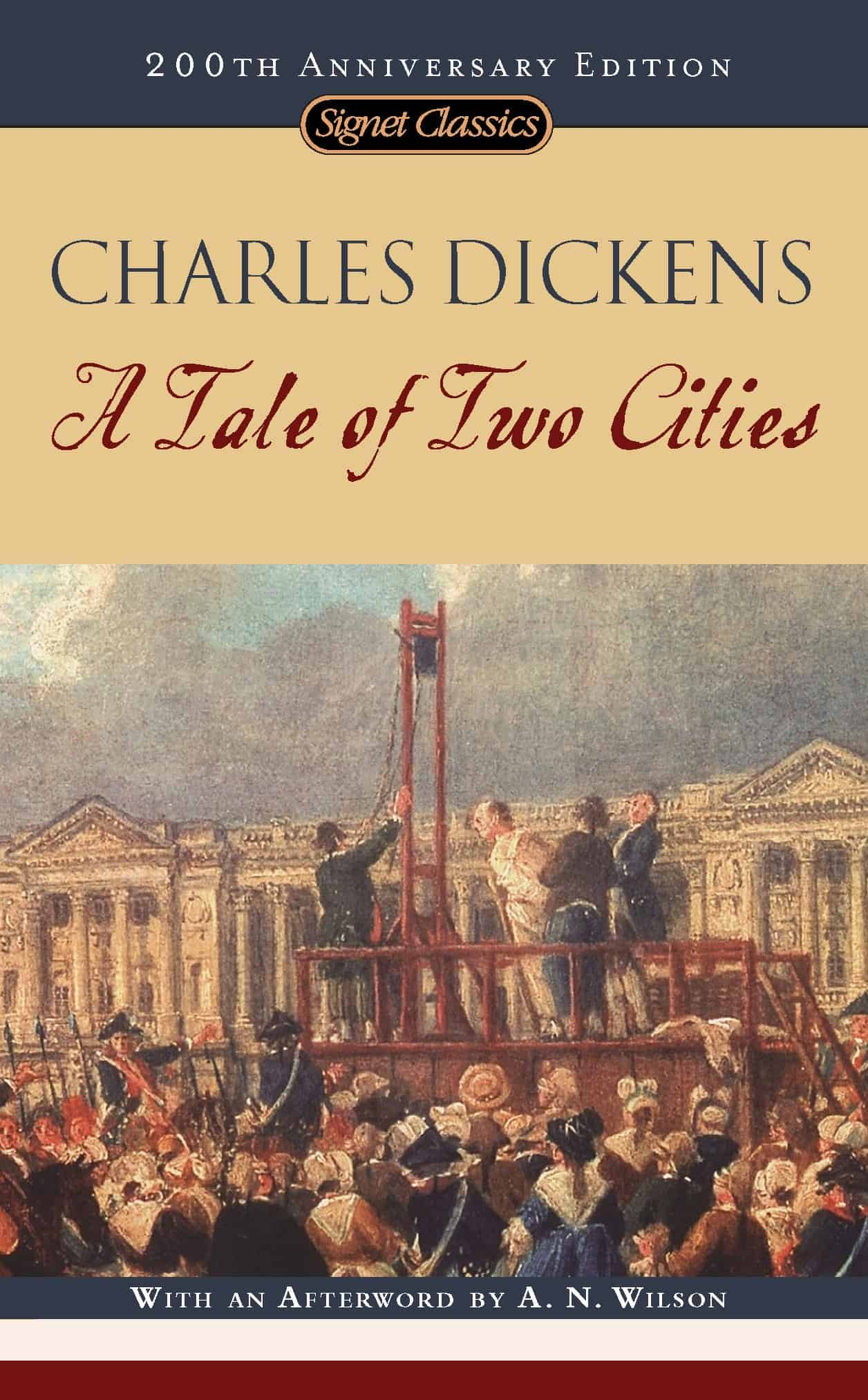 A tale of two cities books to read