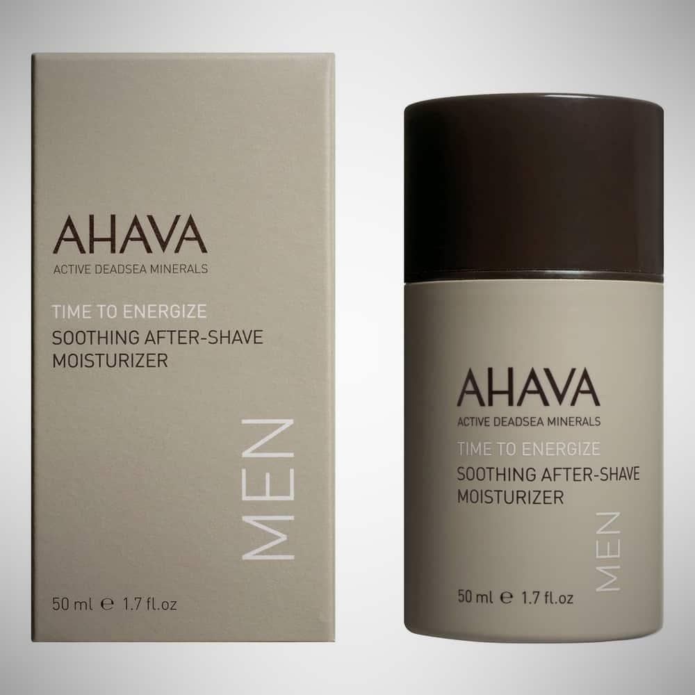 AHAVA Soothing After-Shave Moisturizer For Men