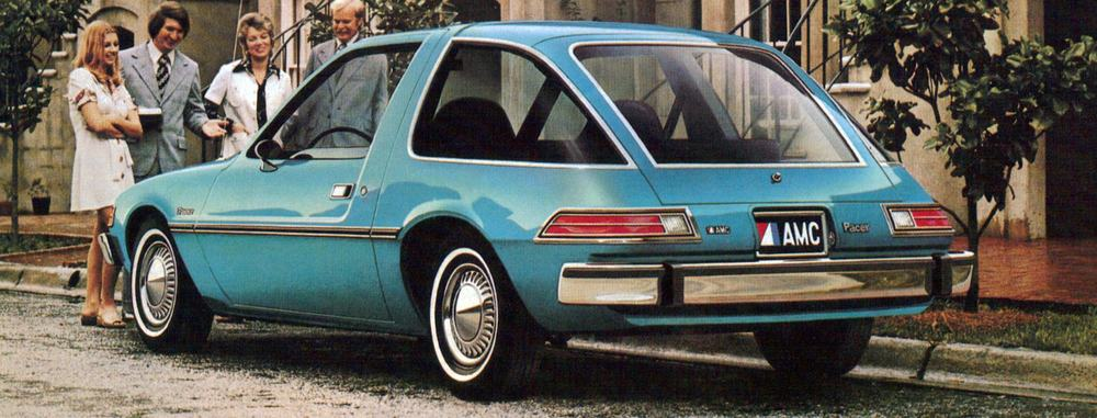 AMC Pacer – best bad car
