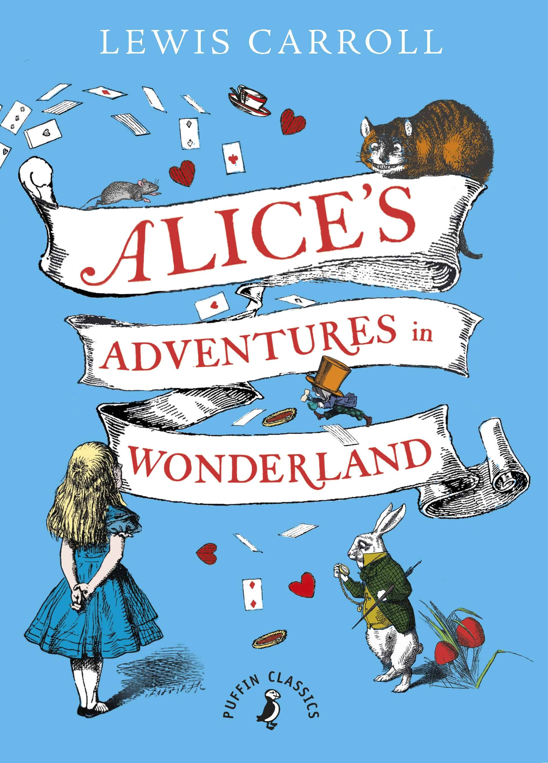 Alice in Wonderland Books to Read