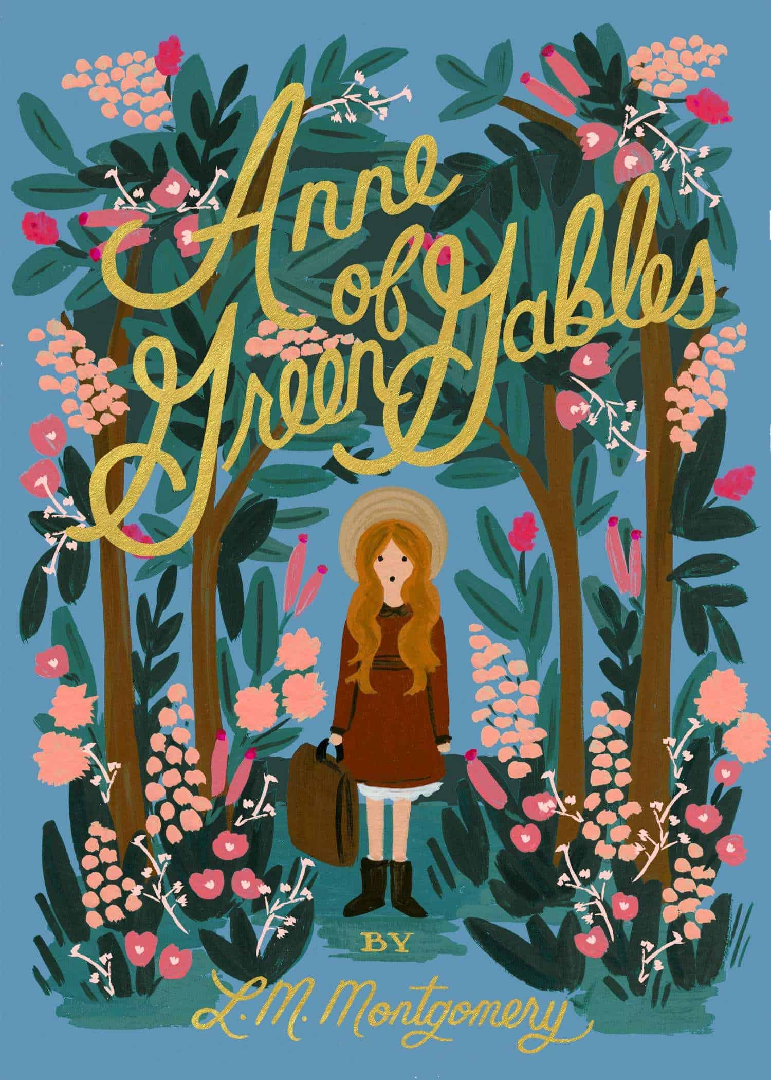 Anne of Green Gables Books to Read