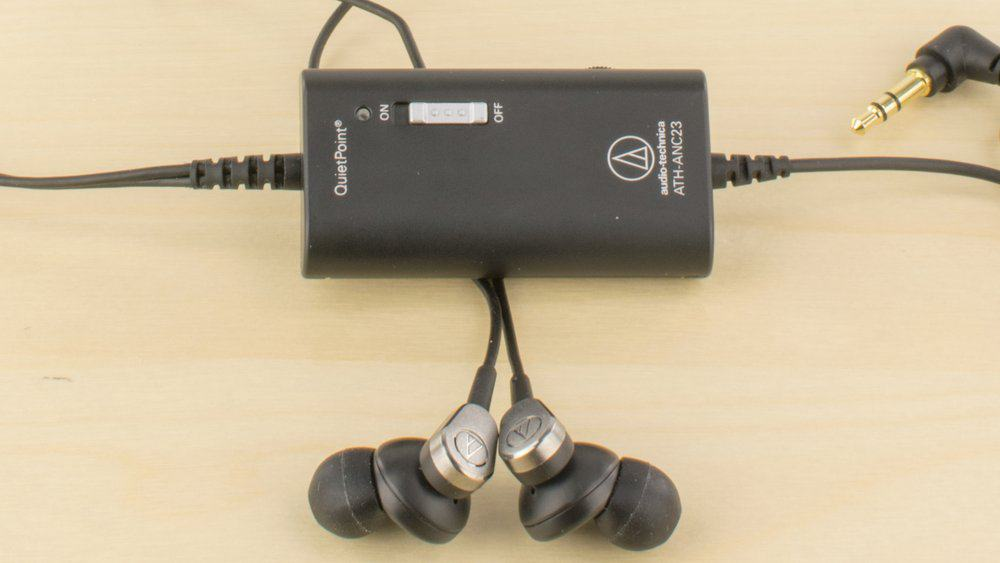 Audio-Technica ATH-ANC23 – cheap earbuds