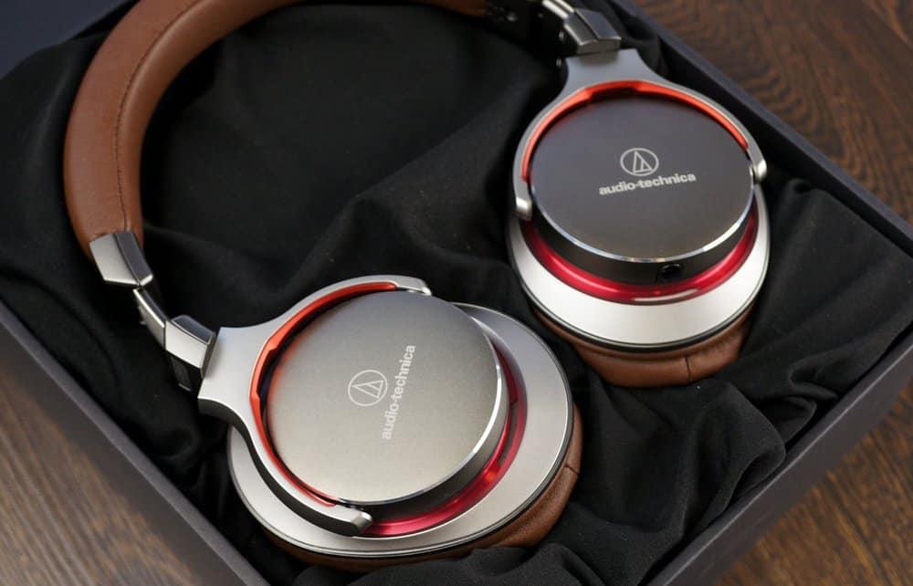Audio-Technica ATH-MSR7GM – over ear headphones under 250