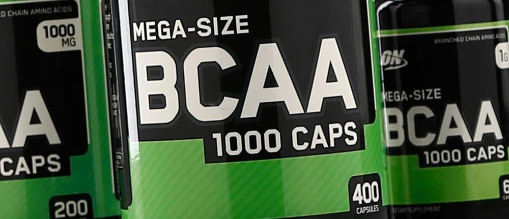 BCAAs – workout supplements