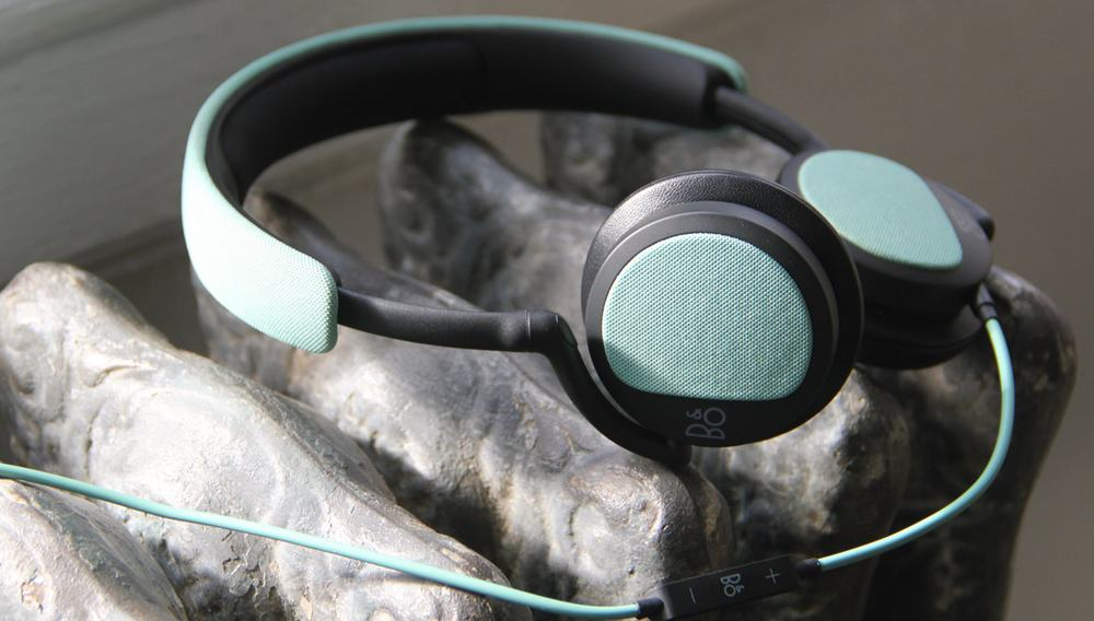 Bang and Olufsen H2 – on-ear headphones