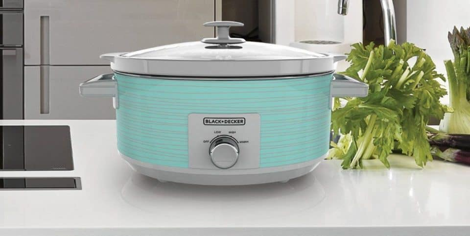 Black Decker 7 Quart Slow Cooker e1486358993958 960x482 The 6 Best Slow Cookers for Frantic Chefs
