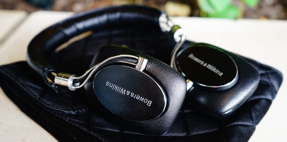 Bowers and Wilkins P5 Series 2 – on-ear headphones