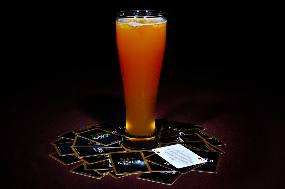 California Kings – drinking game