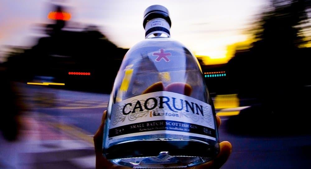 Caorunn Small Batch Scottish – best gin
