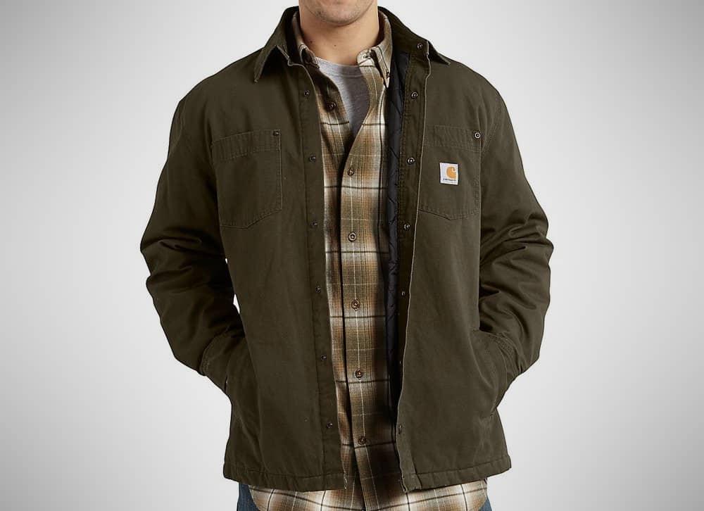 Carhartt Chatfield Ripstop – shirt jacket