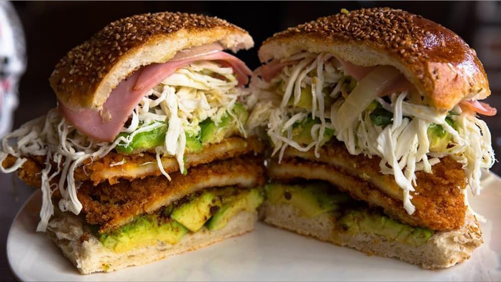 Cemitas – best sandwich