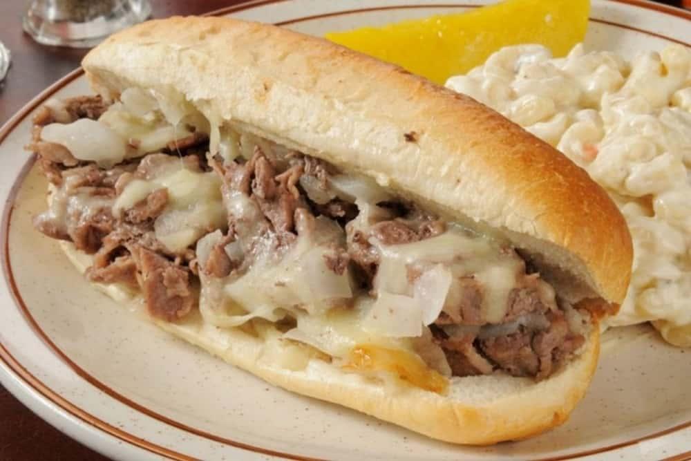 Cheesesteak – best sandwich