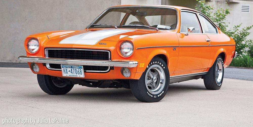 Chevrolet Vega – best bad car