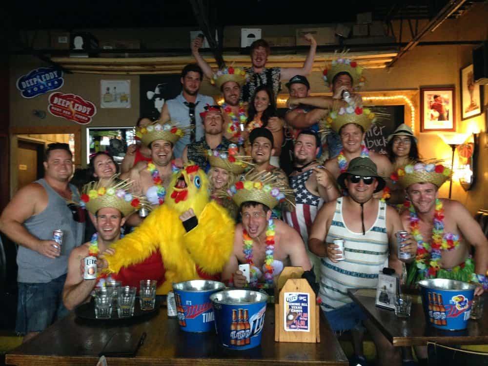 Chicken Chase – drinking game