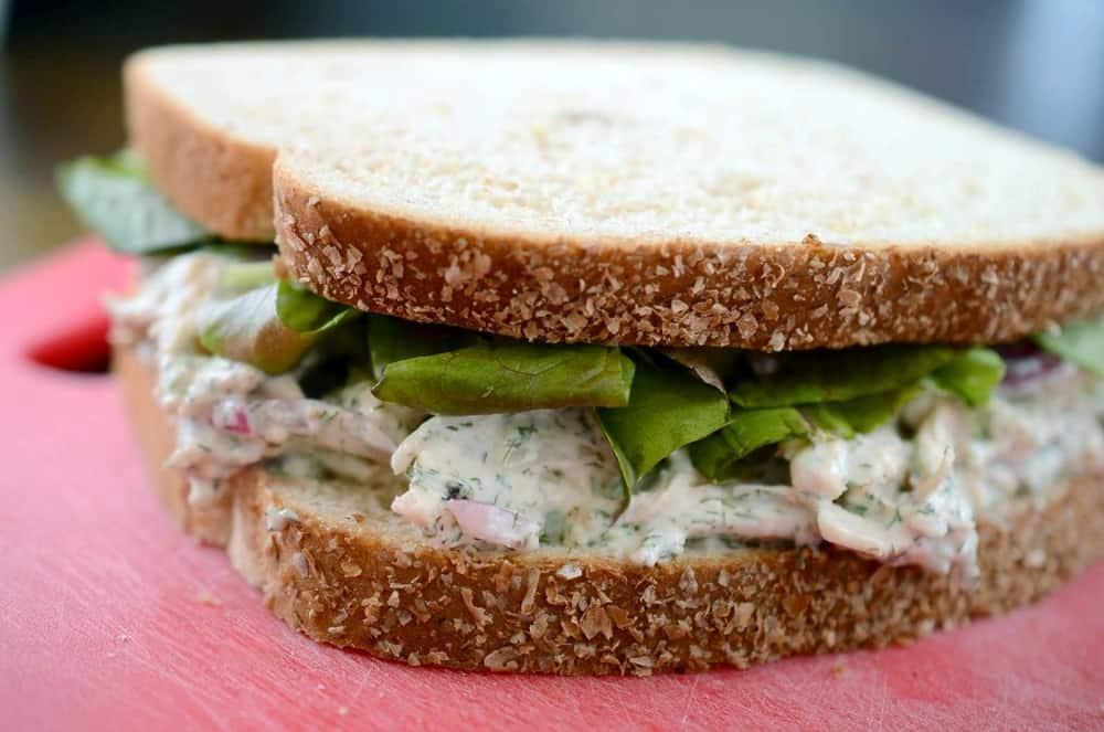 Chicken Salad – best sandwich