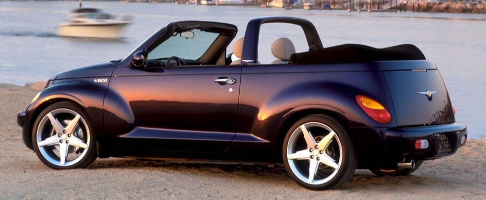 Chrysler PT Cruiser Convertible – best bad car